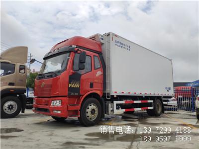 开飓丰冷藏车-东风冷藏车-福田冷藏车-江淮冷藏车需要注意什么