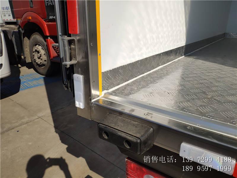 福田速运冷藏车图片-福田速运冷藏车价格-福田速运冷藏车厂家