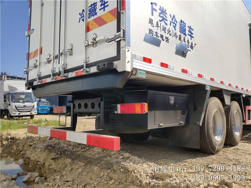 国六东风天龙KL冷藏车-东风天龙后八轮冷藏车报价-东风天龙后八轮冷藏车厂家