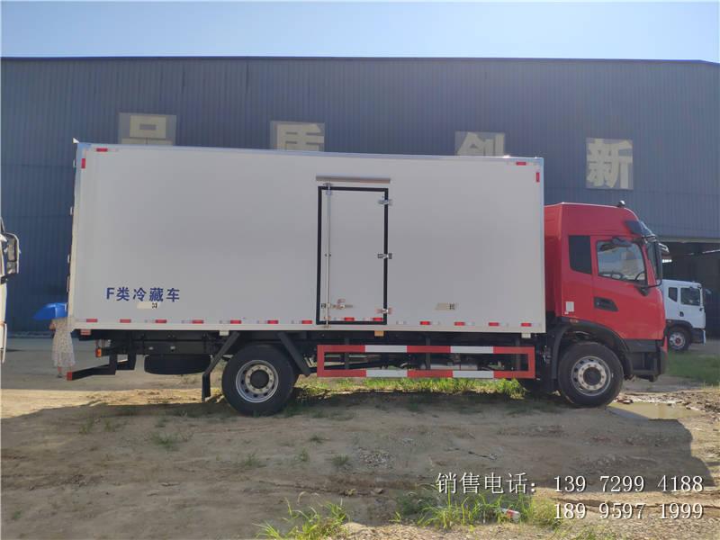 东风天锦6米8冷藏车配置图片-东风天锦6米8冷藏车价格参数