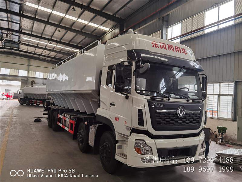 22吨东风天龙饲料车-22吨东风天龙饲料车价格-22吨东风天龙饲料车厂家