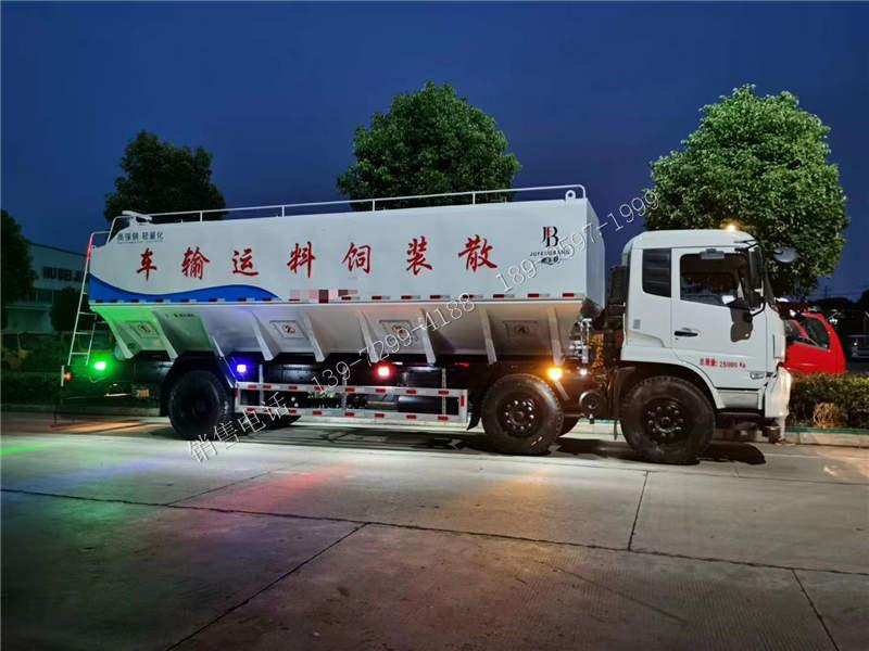 15吨饲料车-15吨饲料车价格-15吨饲料车厂家