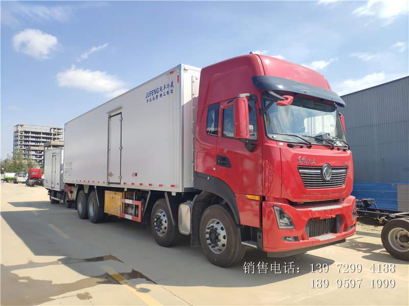 东风天龙KL9.6米冷藏车-东风天龙KL9.6米冷藏车价格-东风天龙KL9.6米冷藏车厂家