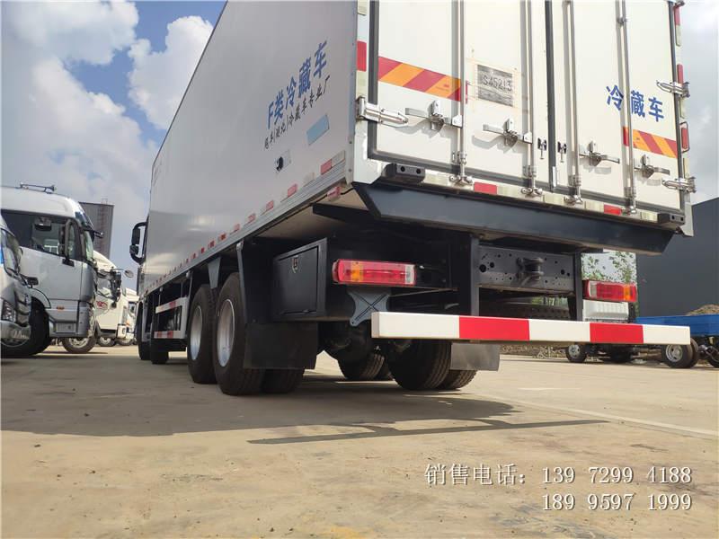 福田欧曼EST9.6米冷藏车-福田欧曼EST9.6米冷藏车价格-福田欧曼EST9.6米冷藏车厂家