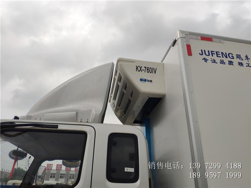 福田欧马可排半冷藏车-福田欧马可排半冷藏车价格-福田欧马可排半冷藏车厂家
