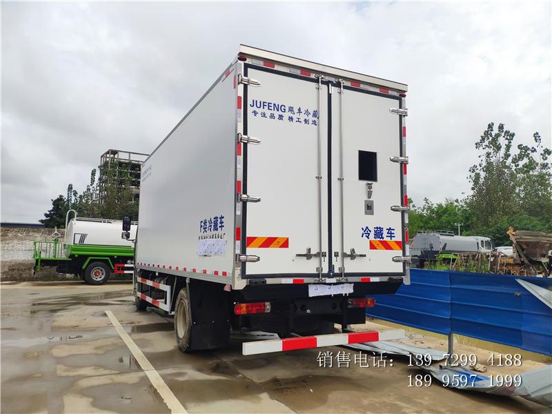 6米8解放J6L冷藏车报价-6米8解放J6L冷藏车厂家