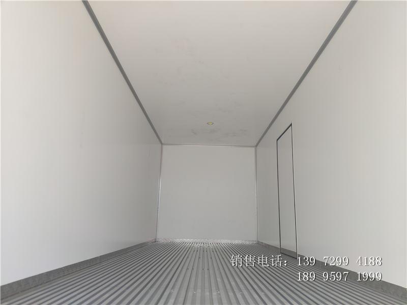 6米8东风天锦肉钩冷藏车报价-6米8东风天锦肉钩冷藏车厂家