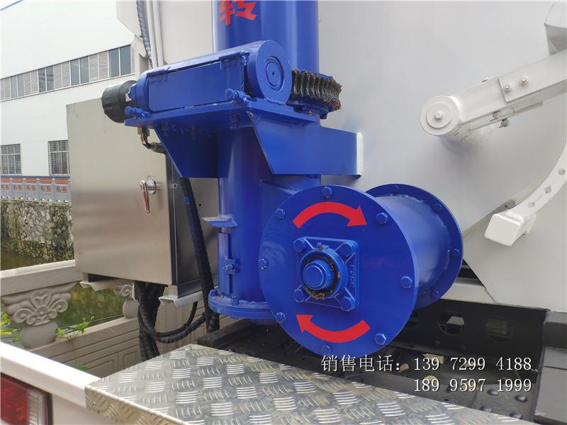 17吨陕汽轩德X6散装饲料车价格17吨陕汽轩德X6散装饲料车厂家