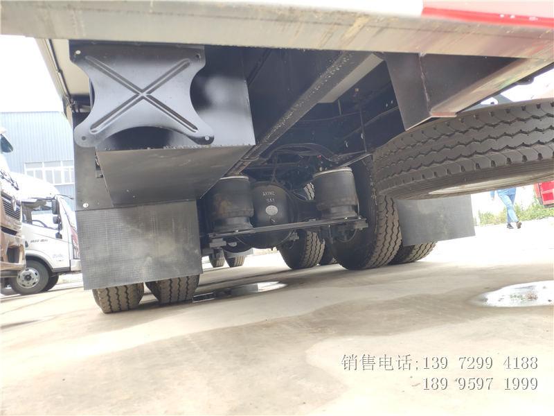 9.6米福田欧曼EST冷藏车价格图片-9.6米福田冷藏车厂家配置
