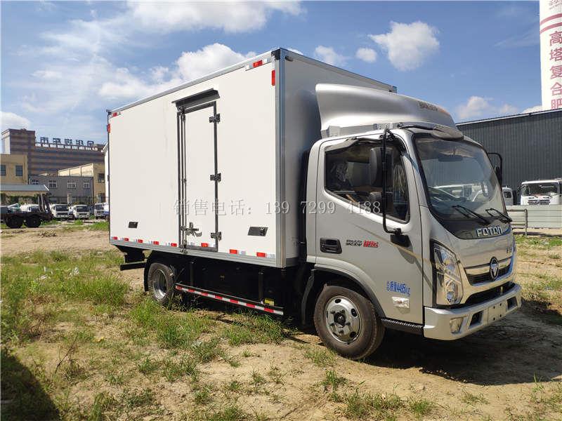 福田奥铃CTS冷藏车哪家公司做的质量最好?
